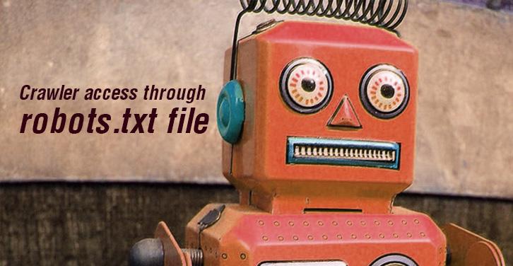 Crawler-access-through-robots.txt-file