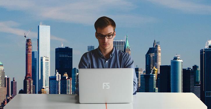 Career with F5 Buddy