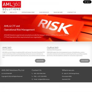 AML-Home-Page