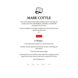 MARK COTTLE-Home