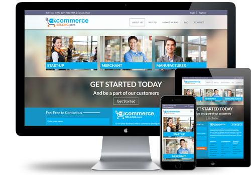 Ecommerce selling