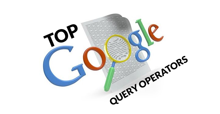 Google Query Operators