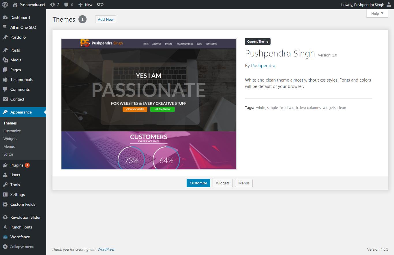 pushpendra-net-custom-themes