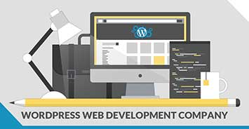 WordPress Web Development Company Infographics
