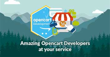 Opencart Developer for your eCommerce Store