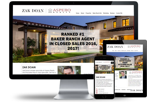 Zak Doan Real Estate Agent