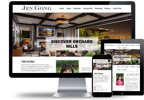 Jen Gong Real Estate Agent
