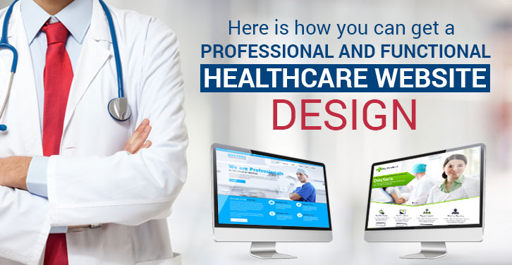 A-Z Key Features that a Great Healthcare Website Design should have!