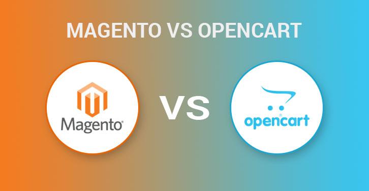 Magento v/s Opencart Development