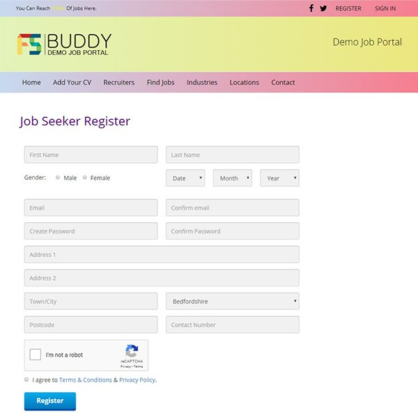 jobportal-screen