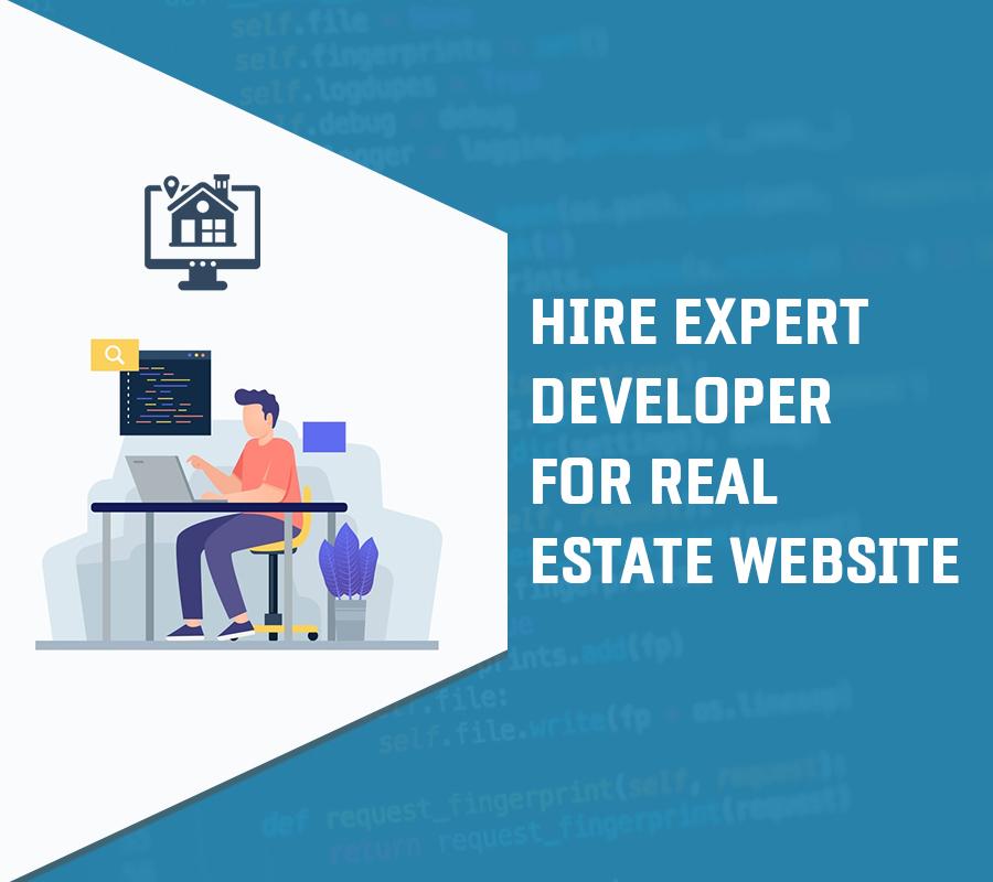 Real Estate website Developer