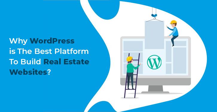 Weal estate website development