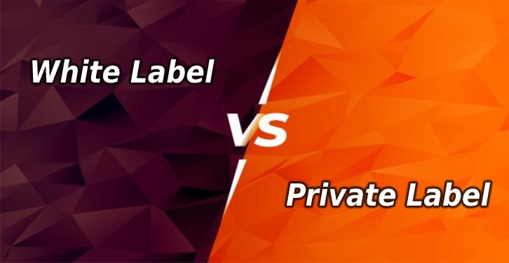 White Label vs Private Label